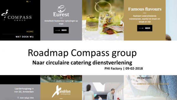 Strategie en roadmap voor Circulaire Cateringsservice